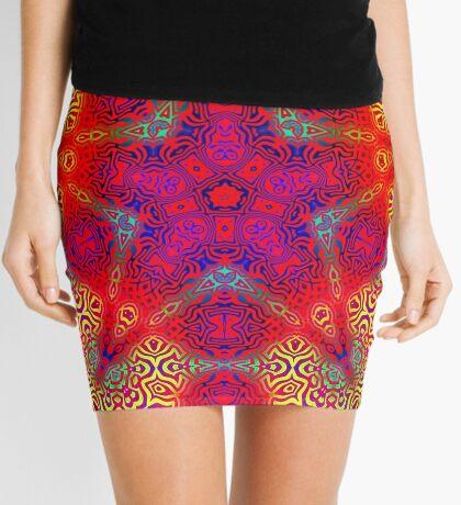 Starburst Mini Skirt