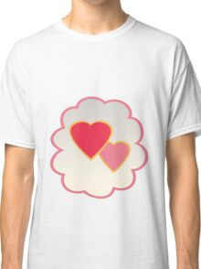 Love-a-lot Bear (low version) Classic T-Shirt