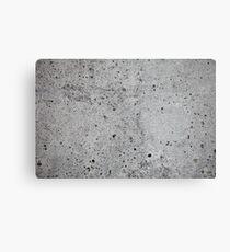 concrete wall    Metal Print