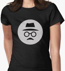 Fernando Pessoa Womens Fitted T-Shirt