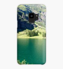 Austria, Tyrol, Hintersee Lake and Landscape Case/Skin for Samsung Galaxy