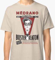 Buster Keaton in Paris Classic T-Shirt