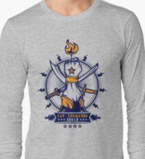 CAP.COMMANDO Long Sleeve T-Shirt