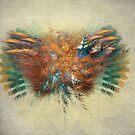Fly fractal art by JBJart