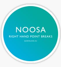 Noosa Surfing Sticker