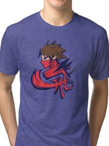 Flying Dragon Tri-blend T-Shirt