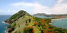 Pigeon Island by globeboater