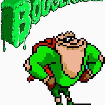 Boogerman by MetroidRhyme