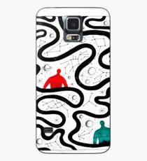 Labyrinthe Case/Skin for Samsung Galaxy