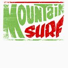Mountain Surf Logo by ChickenSashimi