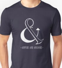 The Ampers and Anchors Unisex T-Shirt