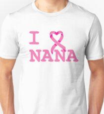 I love Nana Unisex T-Shirt