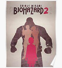 Biohazard 2  Poster