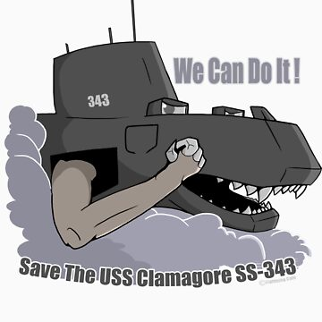 We Can Do It! Save The Clamagore! by PalmettoSpace
