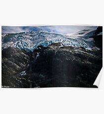 Glaciers! Poster