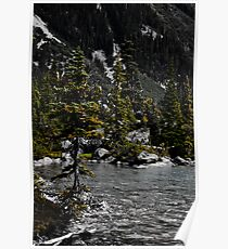 Joffre Lake - The top Poster