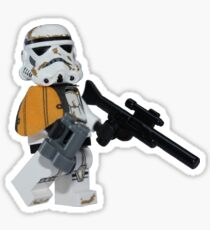 Sandtrooper™ Sticker