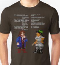 would woodchuck chuck wood Unisex T-Shirt