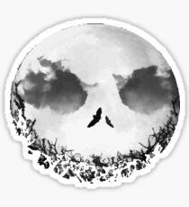 The Nightmare Before Christmas - Jack Skellington Sticker