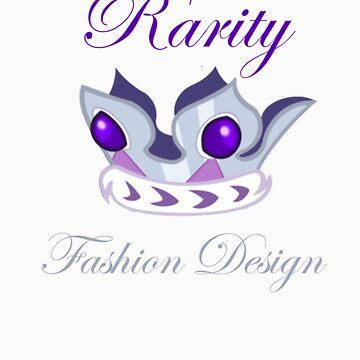 Rarity. Fashion Design. by LegendaryFisher