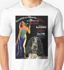English Cocker Spaniel Art - Gilda Movie Poster Unisex T-Shirt