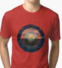 Ocular Oceans Tri-blend T-Shirt