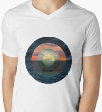 Ocular Oceans Men's V-Neck T-Shirt