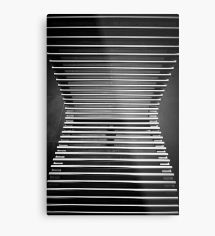 Seat Metal Print