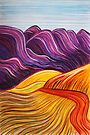 Through The Flinders  by Georgie Sharp