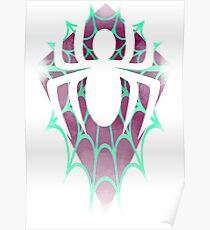 Spider Gwen Design Poster