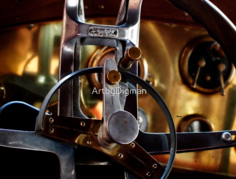 Time Machine 1922 by ArtbyDigman