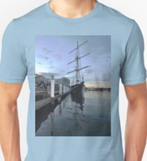 Tall Ship, Fleet Review, Darling Harbour, Sydney 2013 Unisex T-Shirt