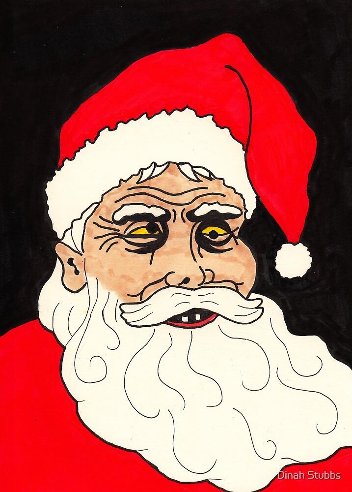 Christmasman by Dinah Stubbs