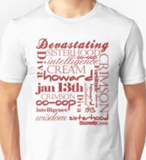 Discreetly Greek - Delta - Say it aint so! T-Shirt