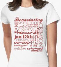 Discreetly Greek - Delta - Say it aint so! T-Shirt