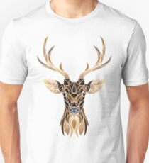 Deer Fragments Liness Unisex T-Shirt