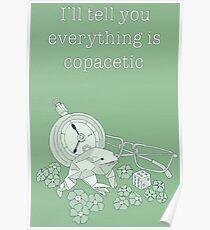 Copacetic Poster