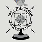 108.9 The Pigeon by Zort70