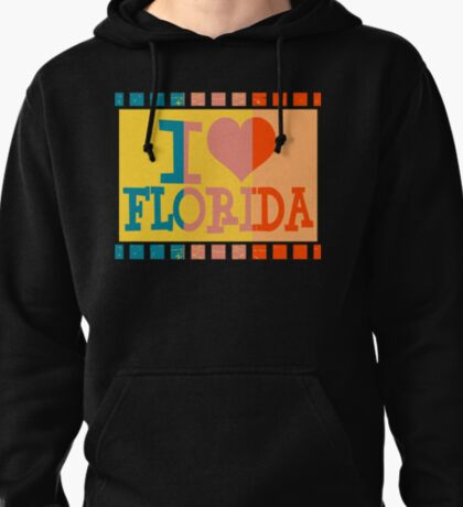 I love Florida and Pop art 2 T-Shirt