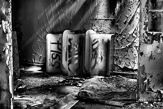 Abandoned Ceramic by Dave Godden