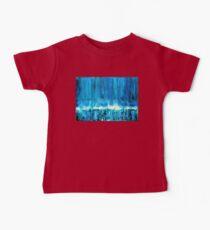 Breakers off Point Reyes original painting Baby Tee