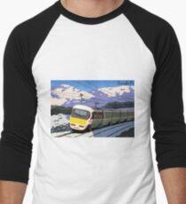 Winter of Discontent Men's Baseball ¾ T-Shirt