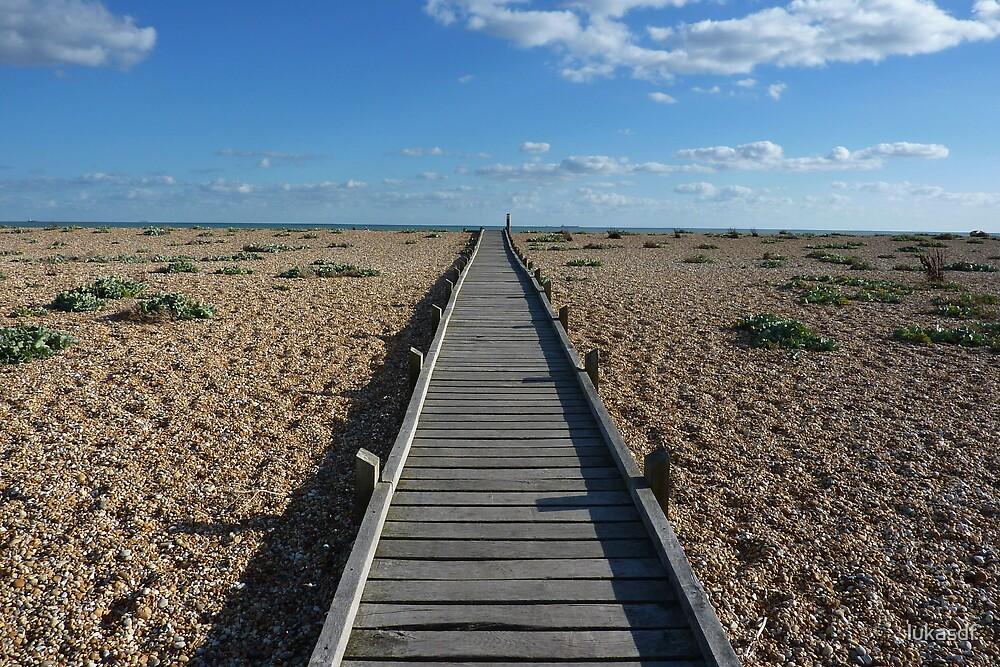 boardwalk to nowhere by lukasdf
