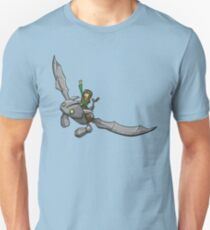 Flying Friends #1: How To Train Your Giant Unisex T-Shirt