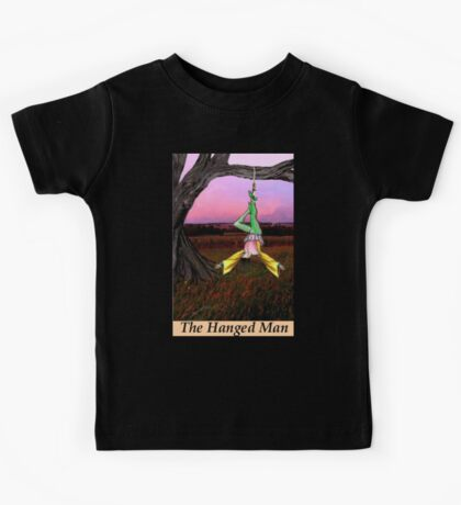 THE HANGED MAN Kids Clothes