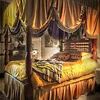 The Bedroom ~ Garroorigang House, Goulburn by Rosalie Dale