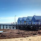 Busselton Jetty # 2 by Eve Parry