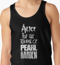 Alice In The Temple Of Pearl Garden Tank Top