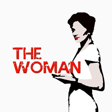 The Woman  by annab3rl1n