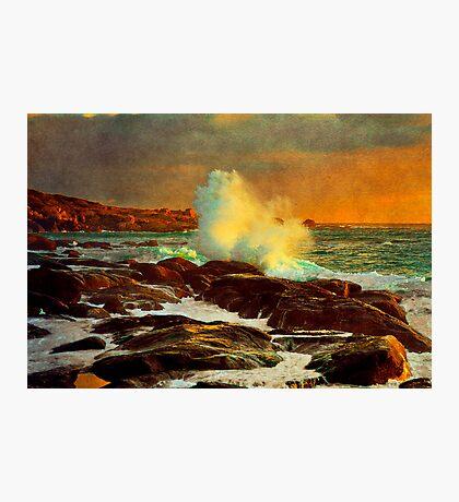 Rocky Shores Photographic Print